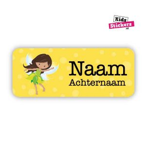 Naamsticker Elf copy