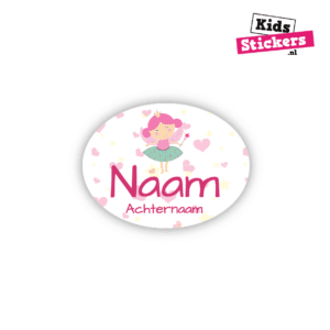 Naamsticker Fee