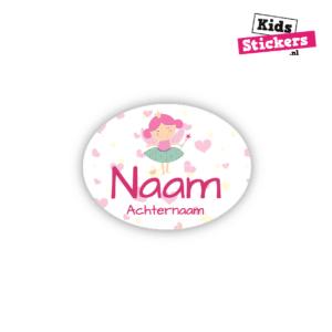 Naamsticker Fee